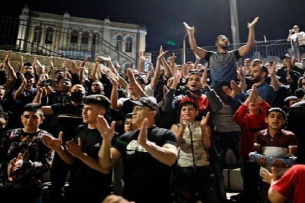 المقدسيون يواصلون تحركاتهم رغم اعتداءات الاحتلال