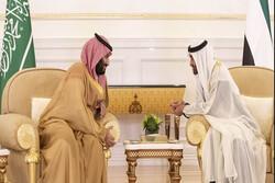 Bin Zayed to discuss Iran in unannounced trip to S. Arabia