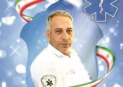 نیروی اورژانس اصفهان به شهدای مدافع سلامت پیوست
