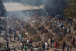 ثبت ۳۸۰ هزار مورد ابتلاو صدها کشته کرونایی در هند طی ۲۴ ساعت