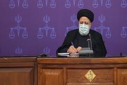 Judiciary chief condemns barbaric terror attack in Kabul