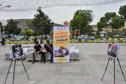 نمایشگاه عکس «زحمت و صنعت» در اراک دایر شد