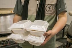 ۴۵۰۰ وعده غذای گرم در بجنورد طبخ و توزیع شد