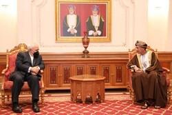 Iran, Oman stress strengthening mutual, regional, intl. coop.