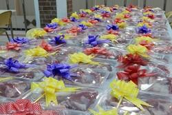 تهیه و توزیع ۳۰۰۰ بسته کمک مومنانه توسط گروه جهادی کرمانشاهی