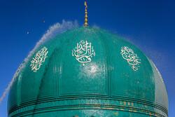 حضرت امام خمینی (رہ) کے مسجد جمکران میں حضور کے بارے میں روایت