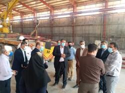 بهرهبرداری از بخشی از ظرفیت دو پروژه عظیم آبشیرینکن بوشهر