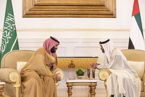 Abu Dhabi crown price reacts to positions of MBS on Iran