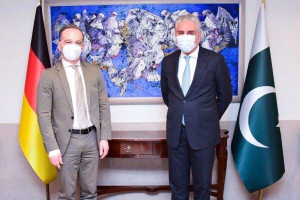Alman Dışişleri Bakanı'ndan Pakistan'a sürpriz ziyaret