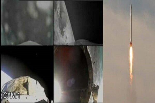 Iran's domestically-made 'Noor' Satellite still glitters