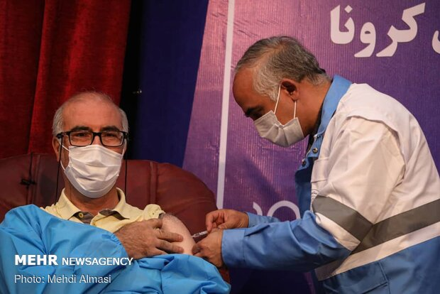 مرحله سوم کارآزمایی واکسن گنژوکه در زنجان