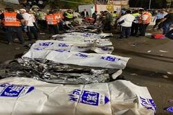 حادث في الكيان الصّهيوني يُحَوِّل إحتفالاً إلى مأتم