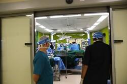 عمل جراحی پیوند ریه