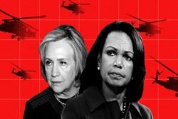 کلینتون و رایس از خروج نظامیان آمریکایی از افغانستان حمایت کردند
