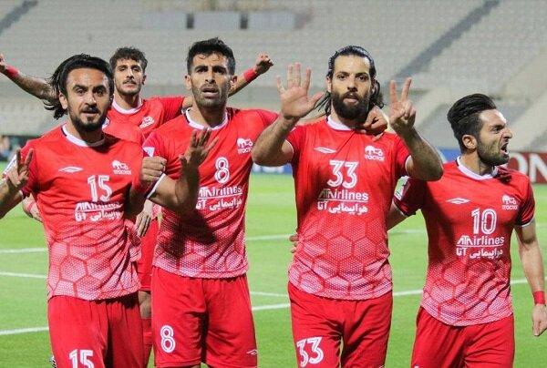 تراكتور الايراني يتأهل إلى دور الـ16 في دوري أبطال آسيا