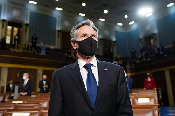 ABD Dışişleri Bakanı Blinken'dan Ortadoğu turu