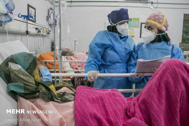 Sağlık çalışanları