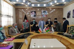 Iran, Afghanistan sign joint border agreement
