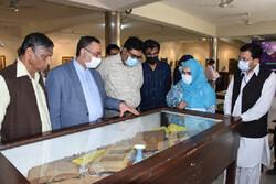 نمایشگاه نسخ خطی قرآن در پاکستان آغاز به کار کرد