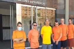 ونزوئلا مدیران شرکت آمریکایی «سیتگو» را آزاد و در بازداشت خانگی قرار داد