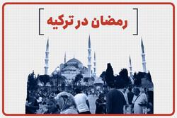 رمضان در ترکیه