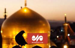 حرم امام رضا (ع) در آستانه شب های قدر