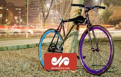 دوچرخه ای که خودش قفل خودش است