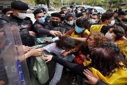 بازداشت دستکم ۲۲۰ نفر از معترضین روز جهانی کارگر در استانبول