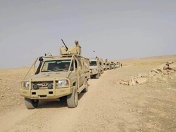 6 حەشارگەی داعش لە سامڕا دۆزرایەوە و تێکشکێندرا