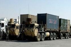 ارتش آمریکا به غارتِ سیلوهای گندم سوریه ادامه می دهد