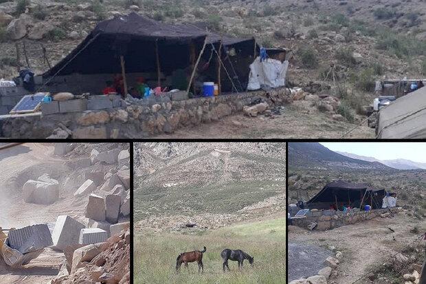 ابطال مجوز احداث معدن کوه ریگ/ معیشت ۵۰ خانوار عشایری حفظ شد