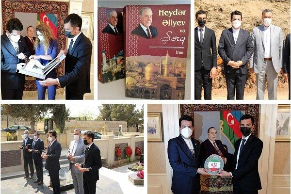 """İran ve Azerbaycan """"Bir Millet, İki Devlet""""i temsil ediyor"""