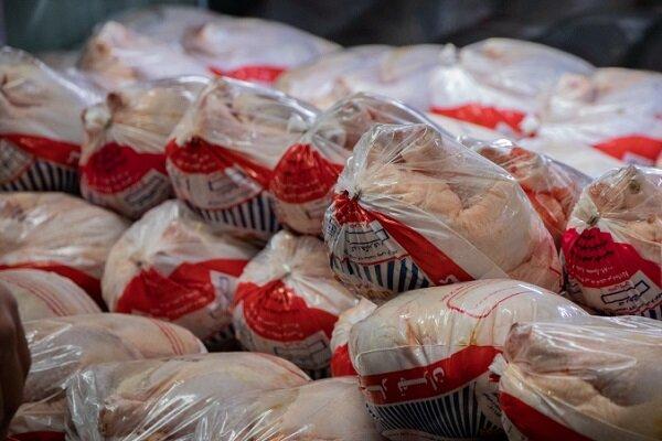 3.8میلیارد ریال جریمه برای واحد توزیعی گوشت مرغ در آذربایجانشرقی