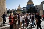 دعوة لتدنيس المسجد الاقصى  في ٢٨ من شهر رمضان المبارك