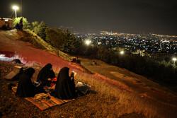احیای شب نوزدهم ماه رمضان در کهف الشهدا