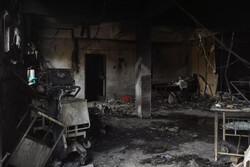 آتش سوزی در یک بیمارستان در«گجرات» هند/۱۸ بیمار کرونایی کشته شدند