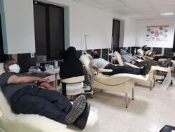 مازندرانی ها ۵۵۰۰ واحد خون در ماه رمضان اهدا کردند