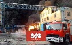 جزئیات آتش سوزی در شهرک شکوهیه قم از زبان سخنگوی آتش نشانی
