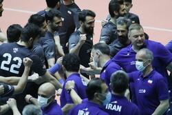 چکیده سه نسل والیبال ایران در المپیک حضور خواهد داشت