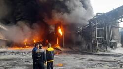 انفجار در مخزن ۸۰۰۰ لیتری اکسیژن در اصفهان/3 نفر مصدوم شدند