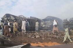 آتش سوزی مهیب در کابل/ دست کم ۹ نفر کشته شدند