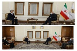 South Korean outgoing amb. meets with Zarif