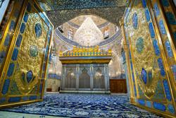 درب حرم مسلم بن عقیل(ع) به روی نمازگزاران مسجد کوفه گشوده شد