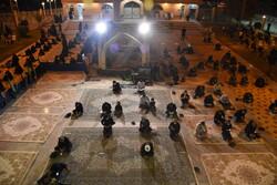 احیای شب نوزده ماه رمضان در آبادان