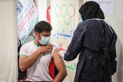 Para-athletes vaccination