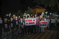 استقبال باشکوه از حریف پرسپولیس در تاجیکستان