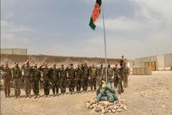 یک پایگاه نظامیان تروریست آمریکایی به نیروهای ارتش افغانستان واگذار شد