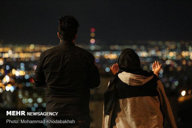 شب قدر در کهف الشهدا