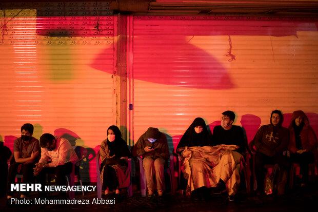 احیای شب نوزدهم ماه رمضان در هیأت ریحانة النبی(س)