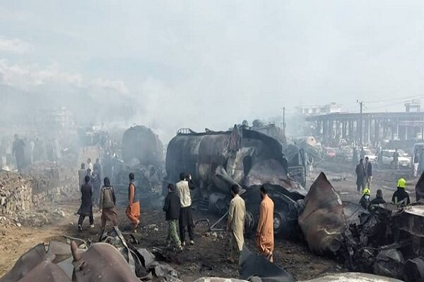 Fire in north of Kabul leaves 9 dead